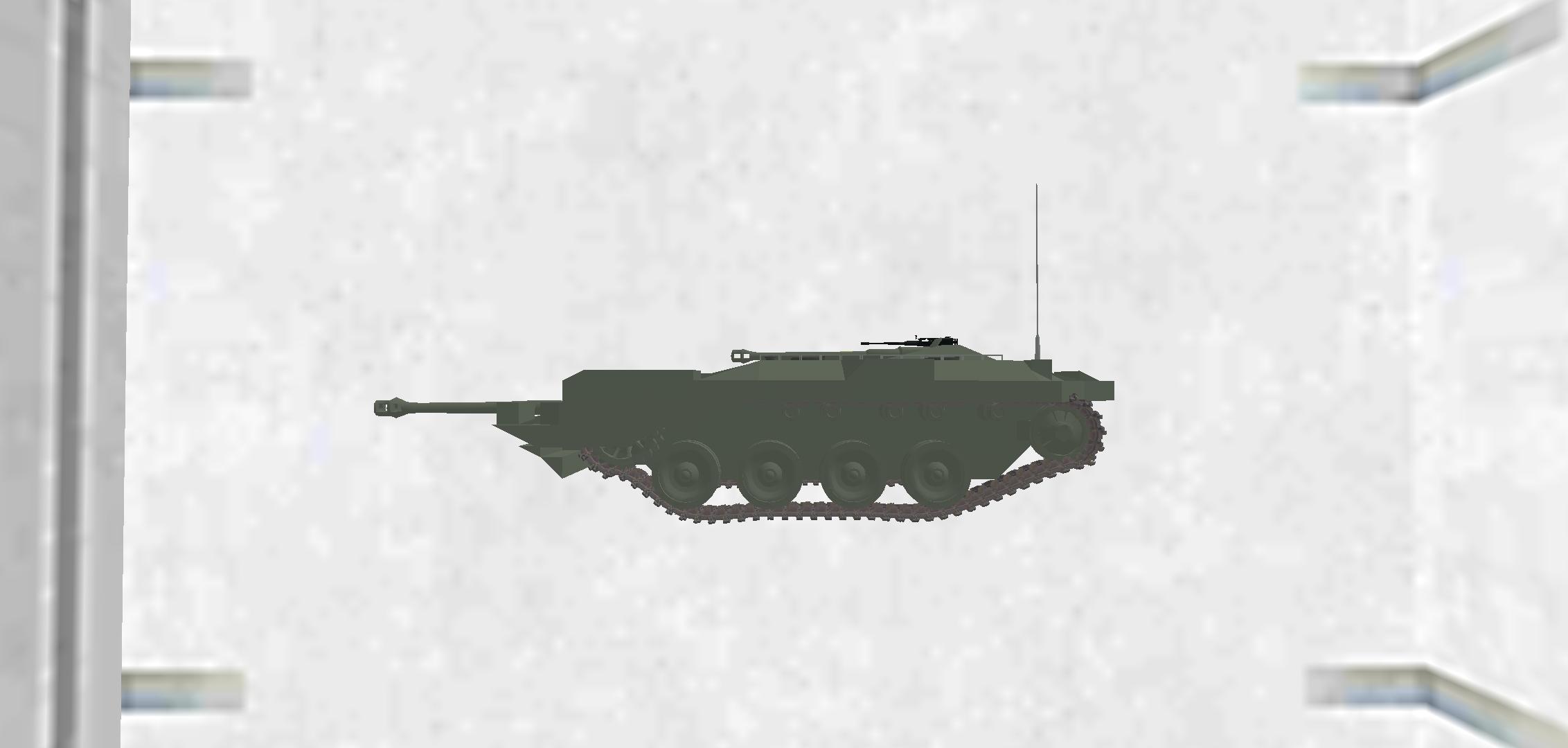 Strv.103P 2g 75/88mm