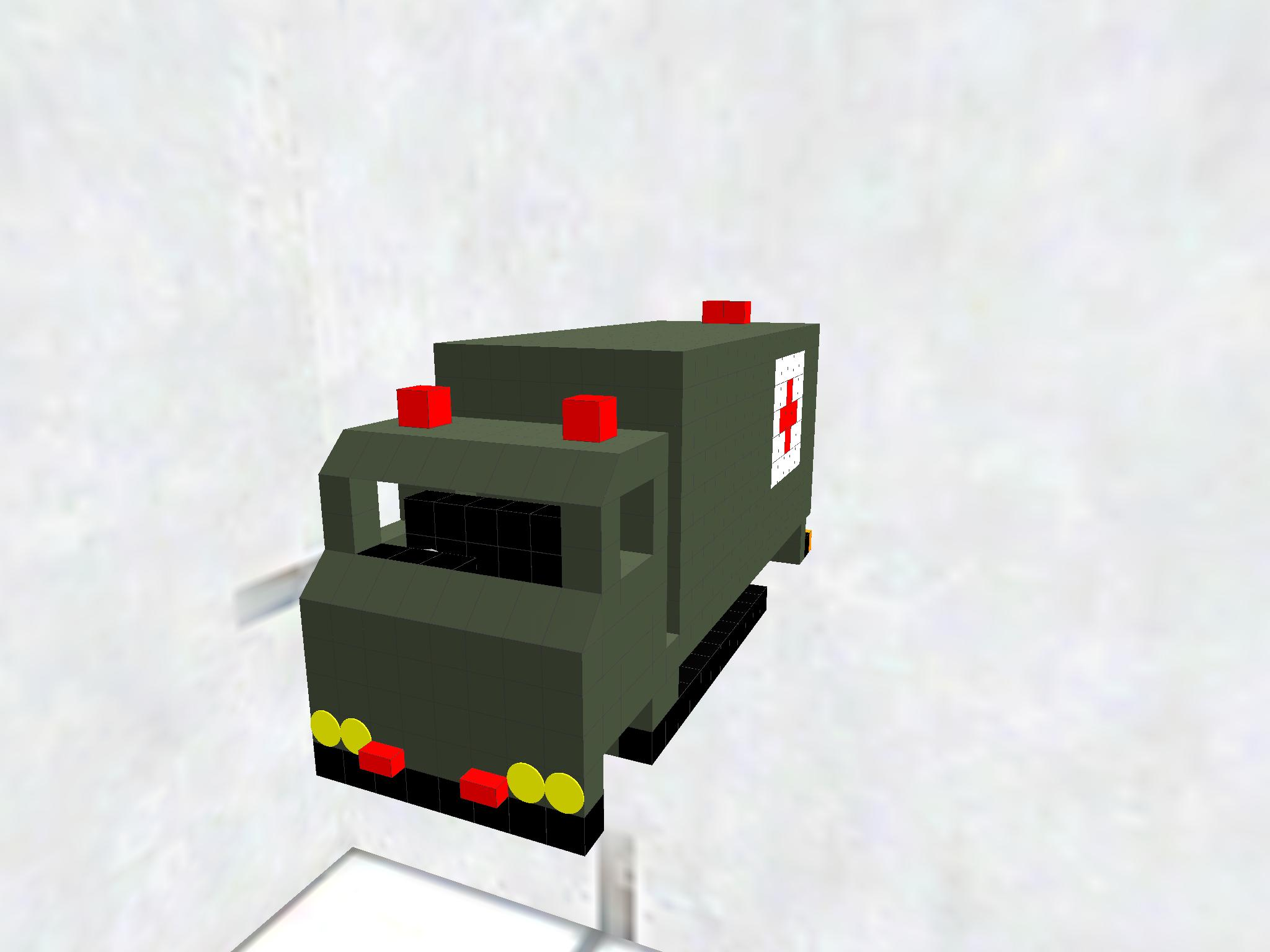 PMF military truck type4