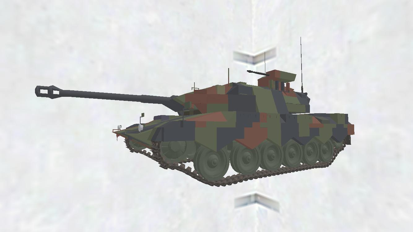 Leopard2K  試作レオパルト2