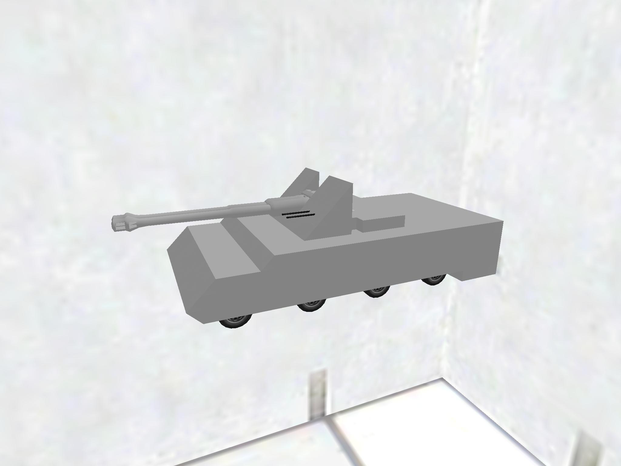 1号重狙撃砲