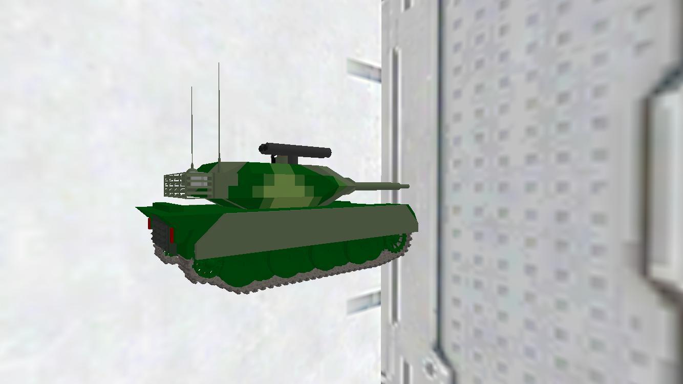 15式TK戦車