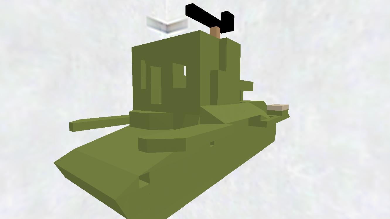 四式砲戦車ホロたん(再復刻)