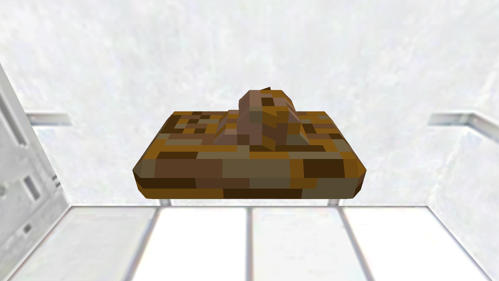 Rust Tank