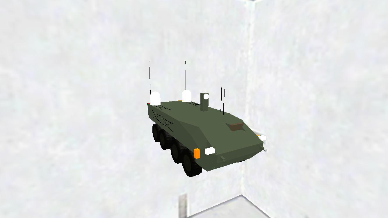 M3指揮車