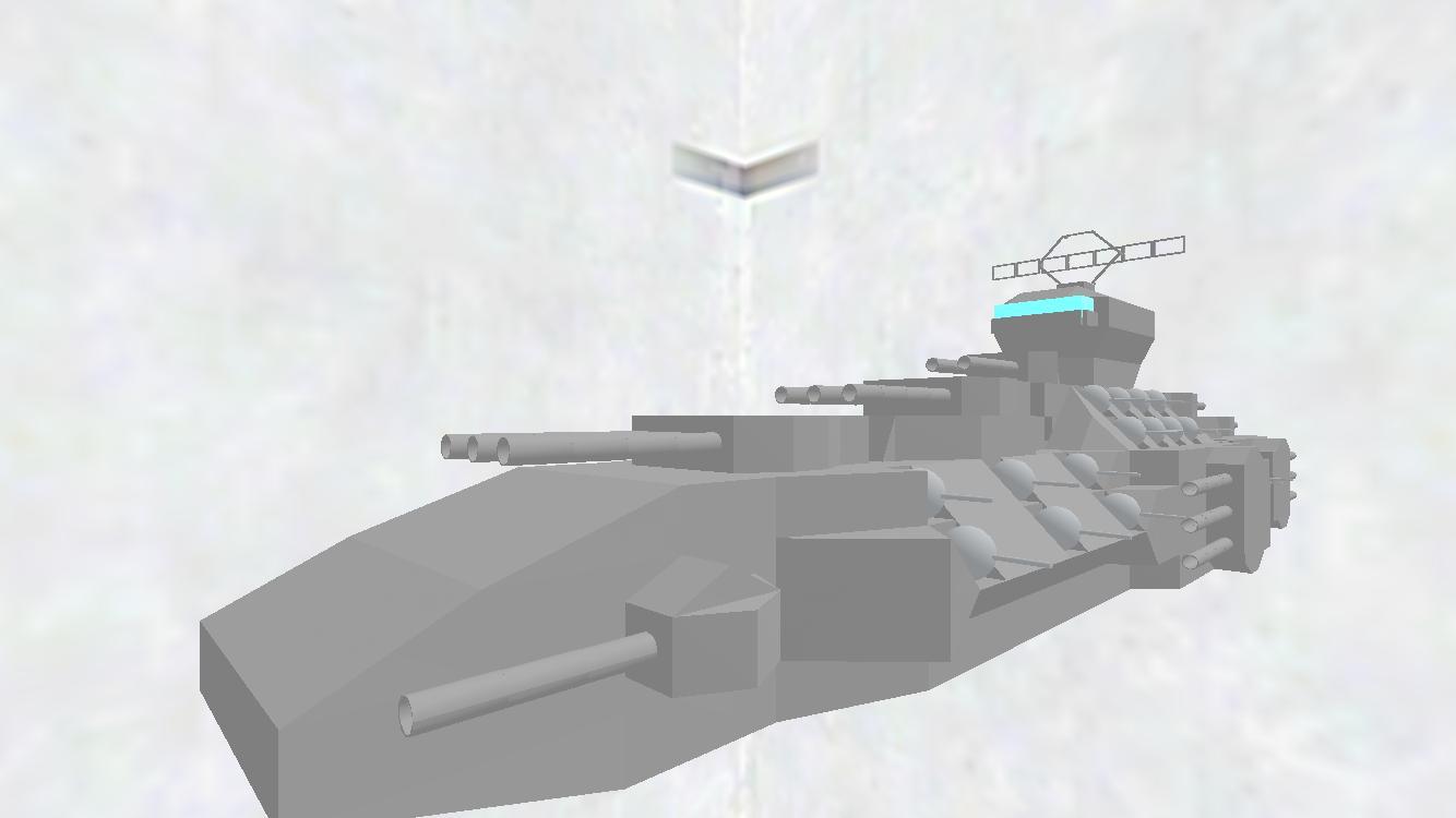 特一等航宙戦艦「神威」