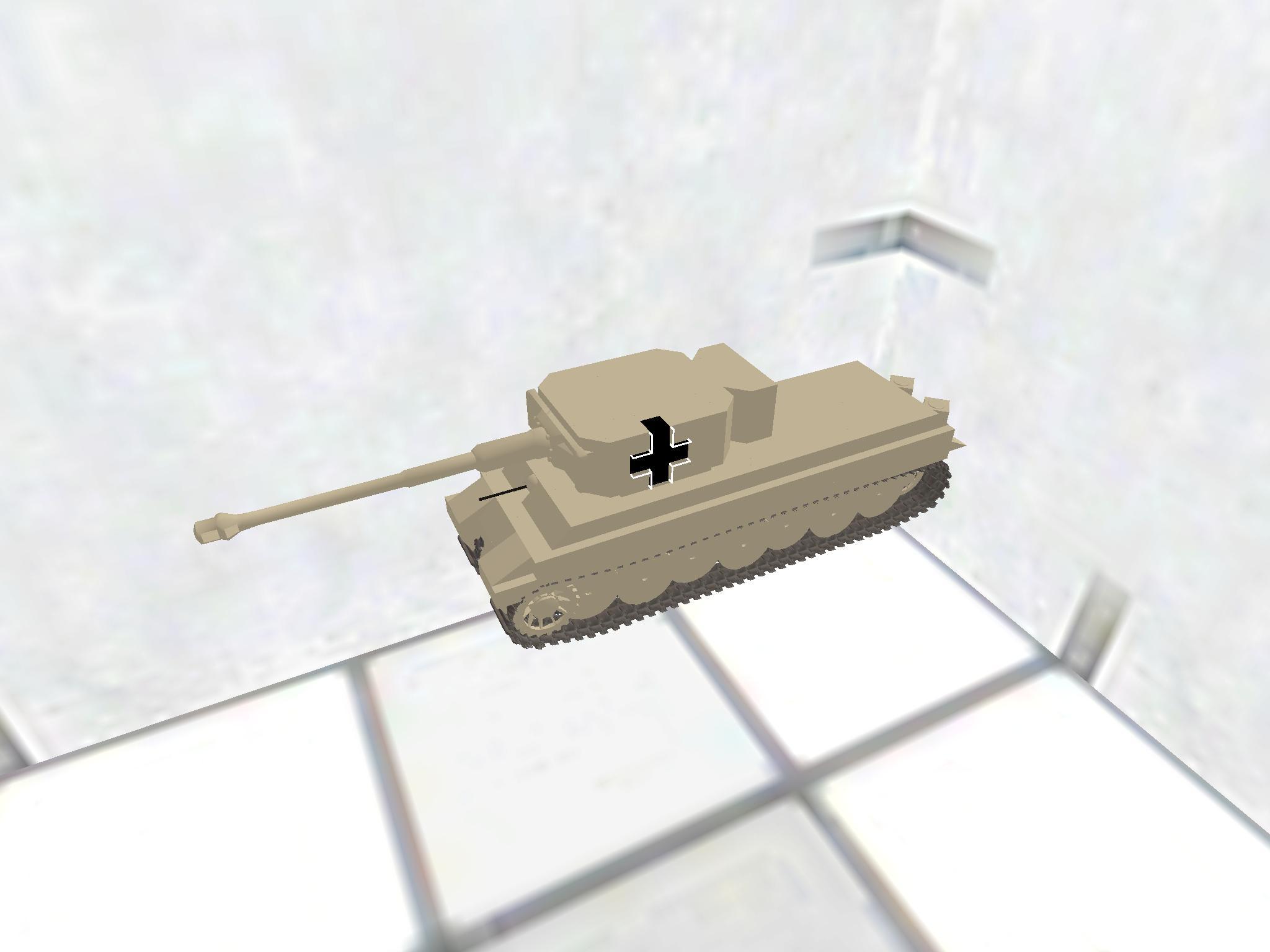 Tiger (Panzër) IV