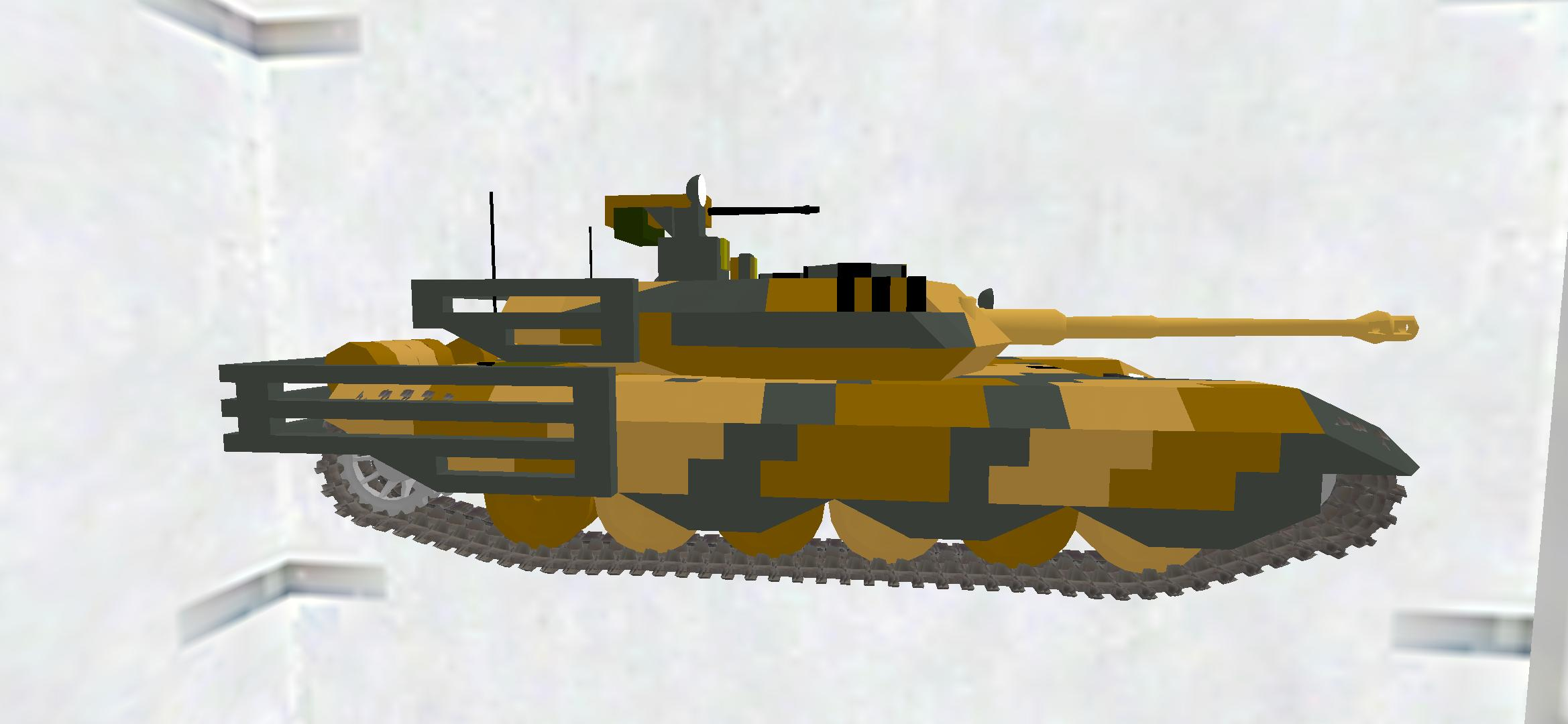 T-90 MS A1