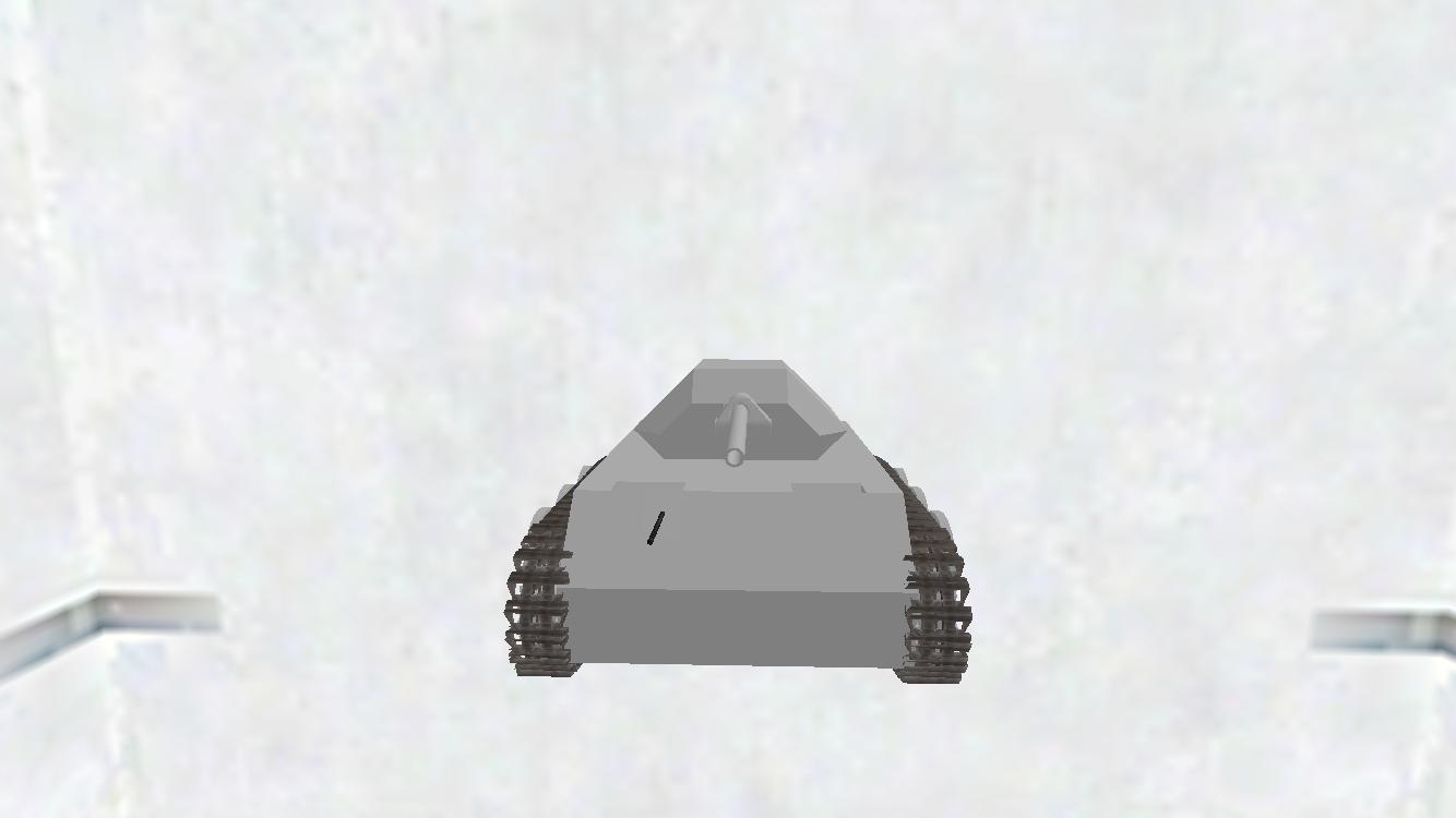 戦車(何もつけていない)