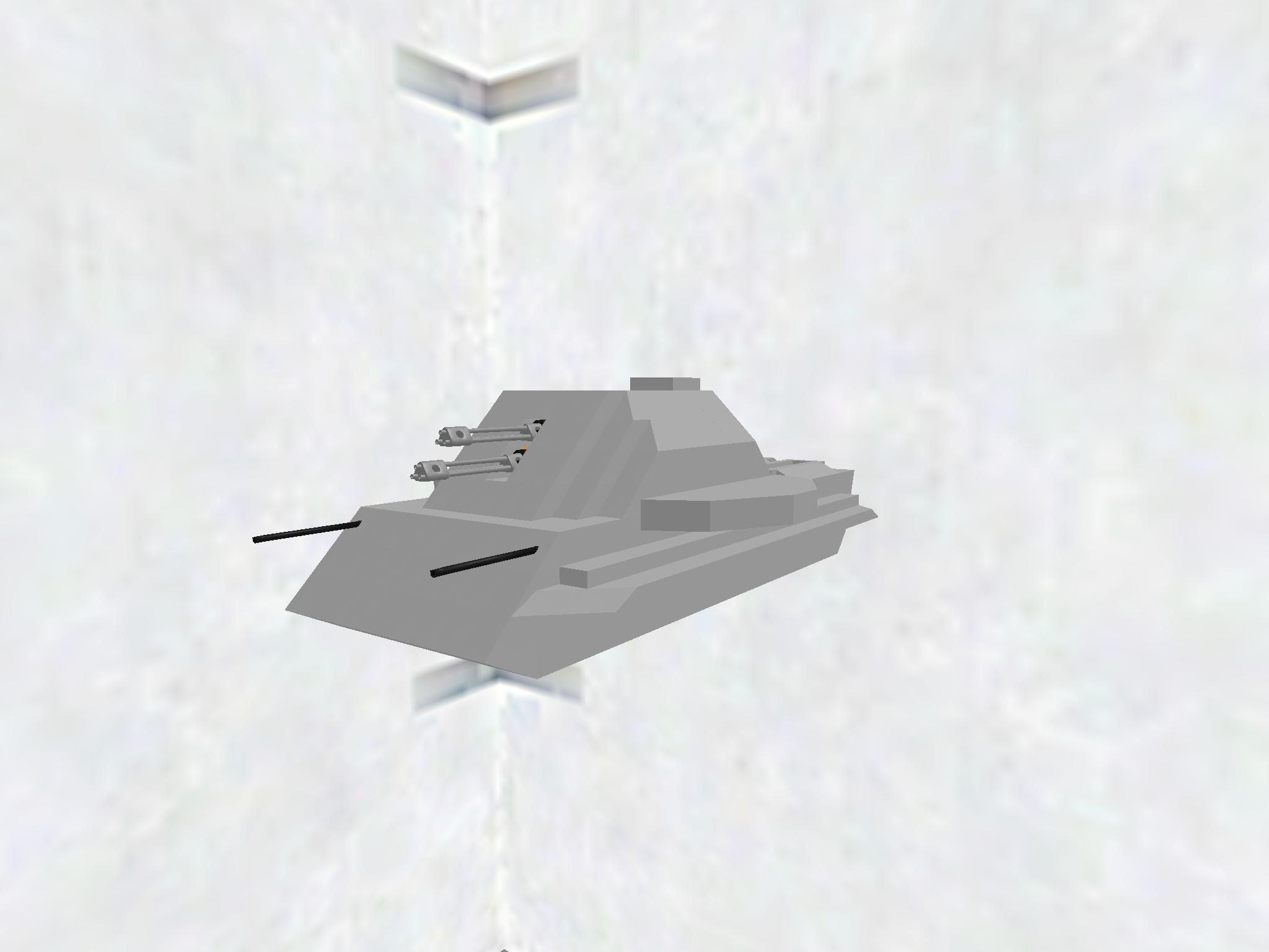 Hover boat