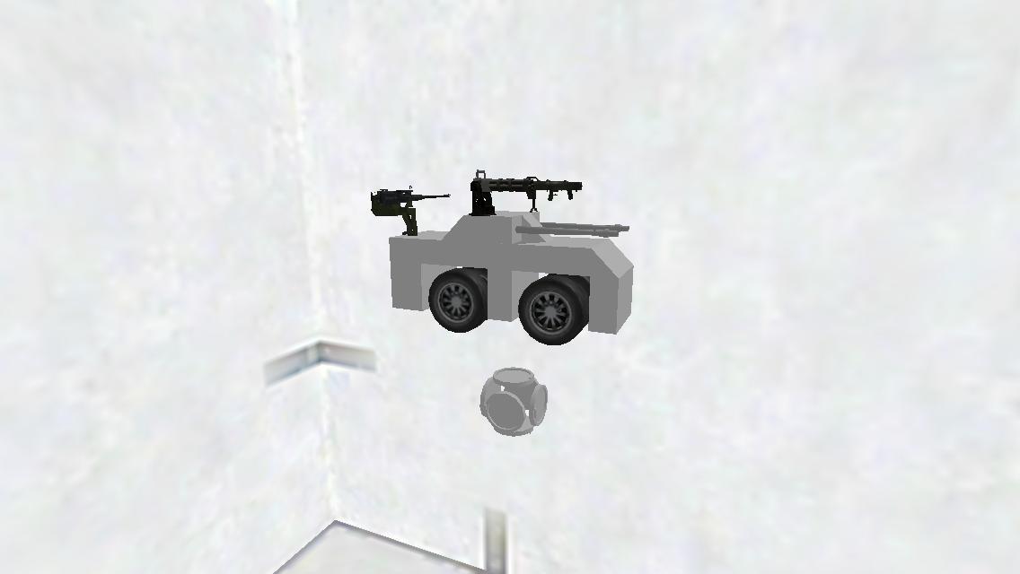 小型戦車1号 改