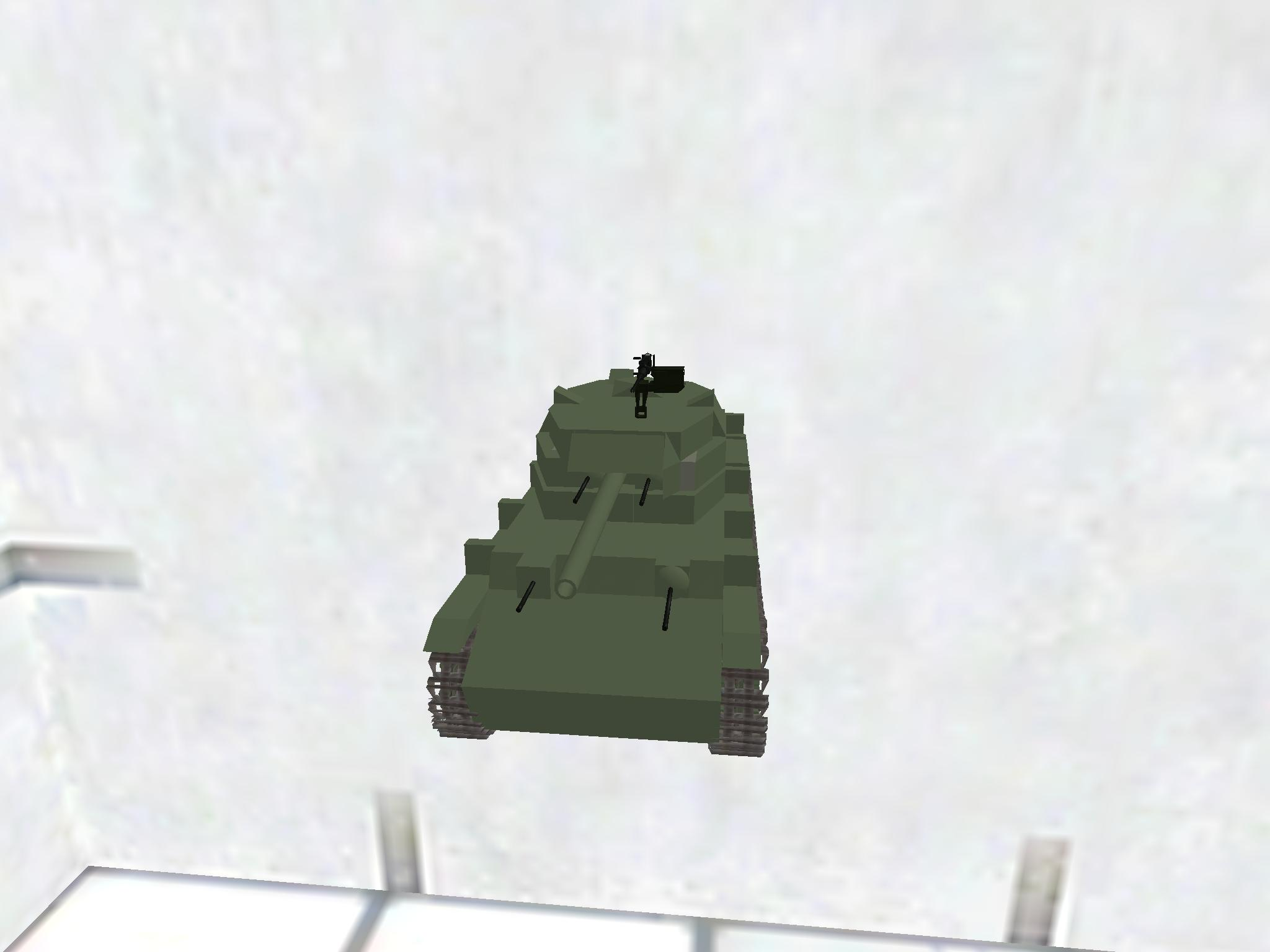 KV-1 改造版