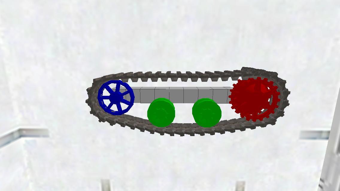 キャタピラ設置のアンサー