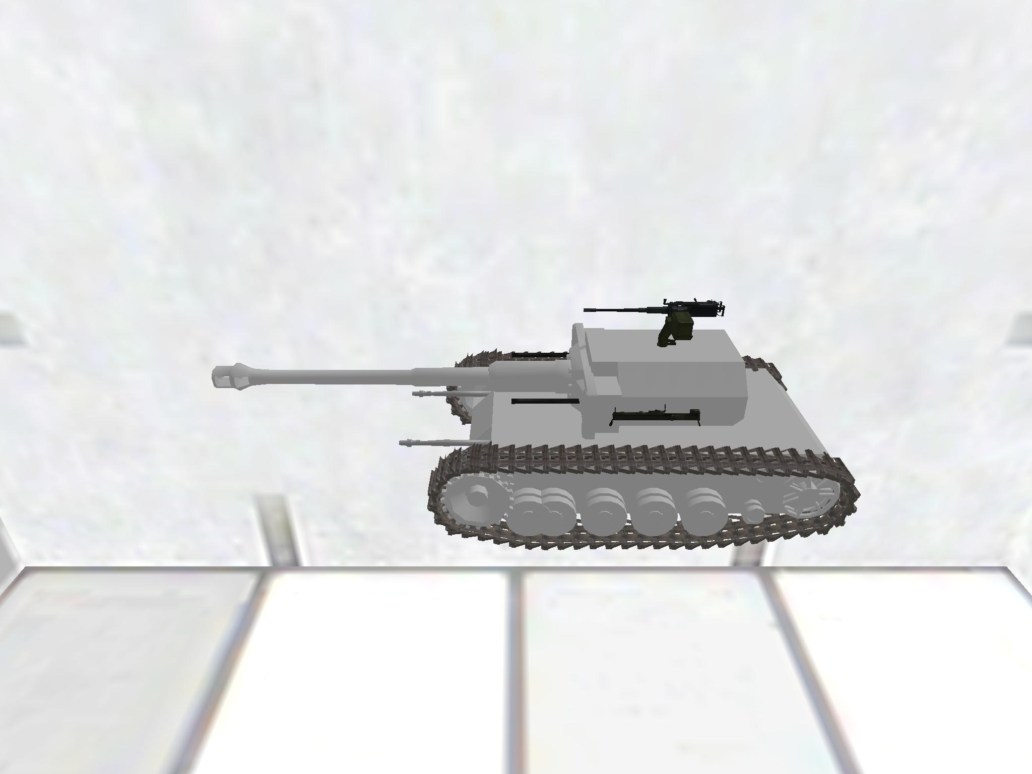 Main tank mk 2