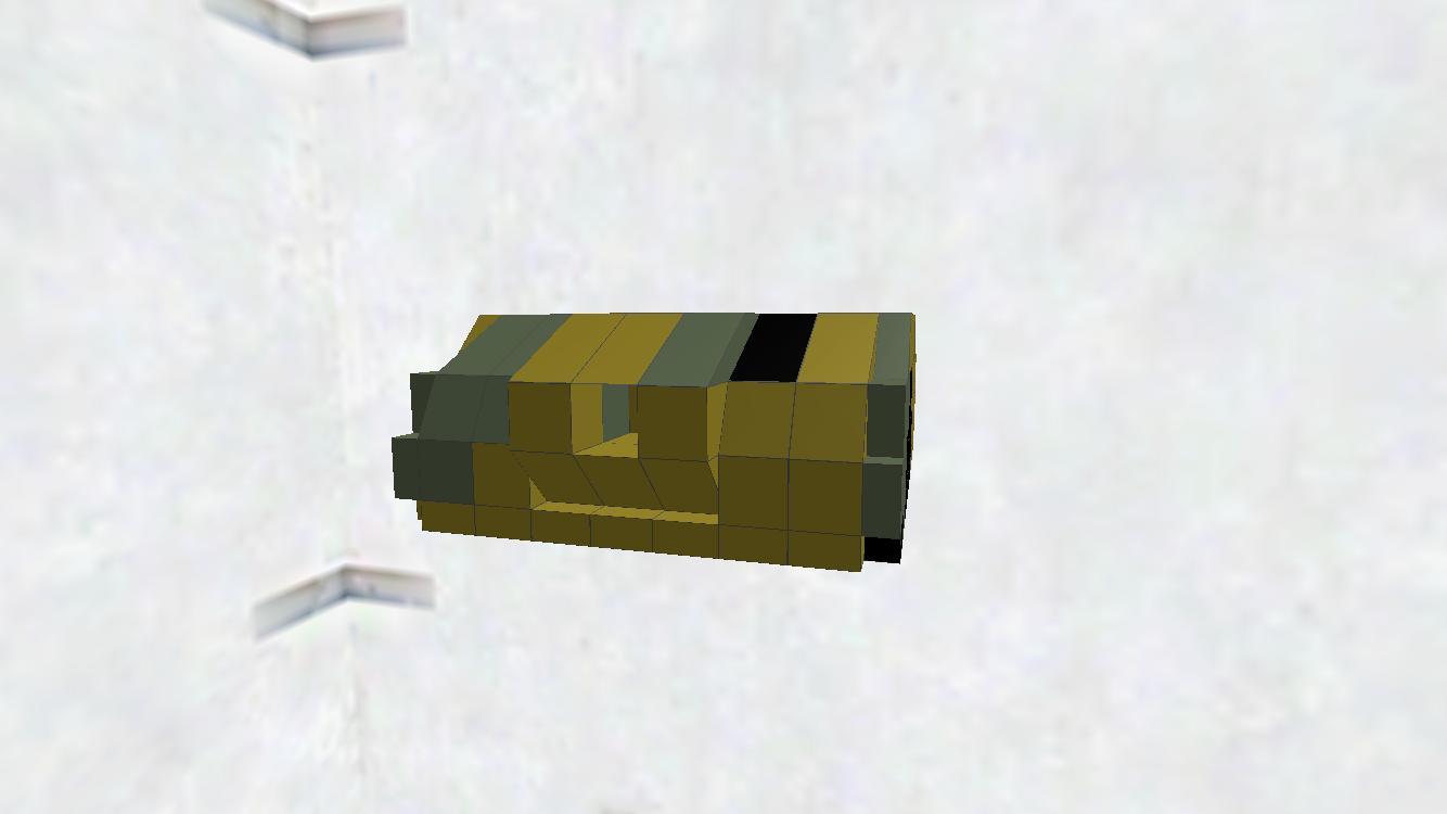 豆戦車(塗装済)