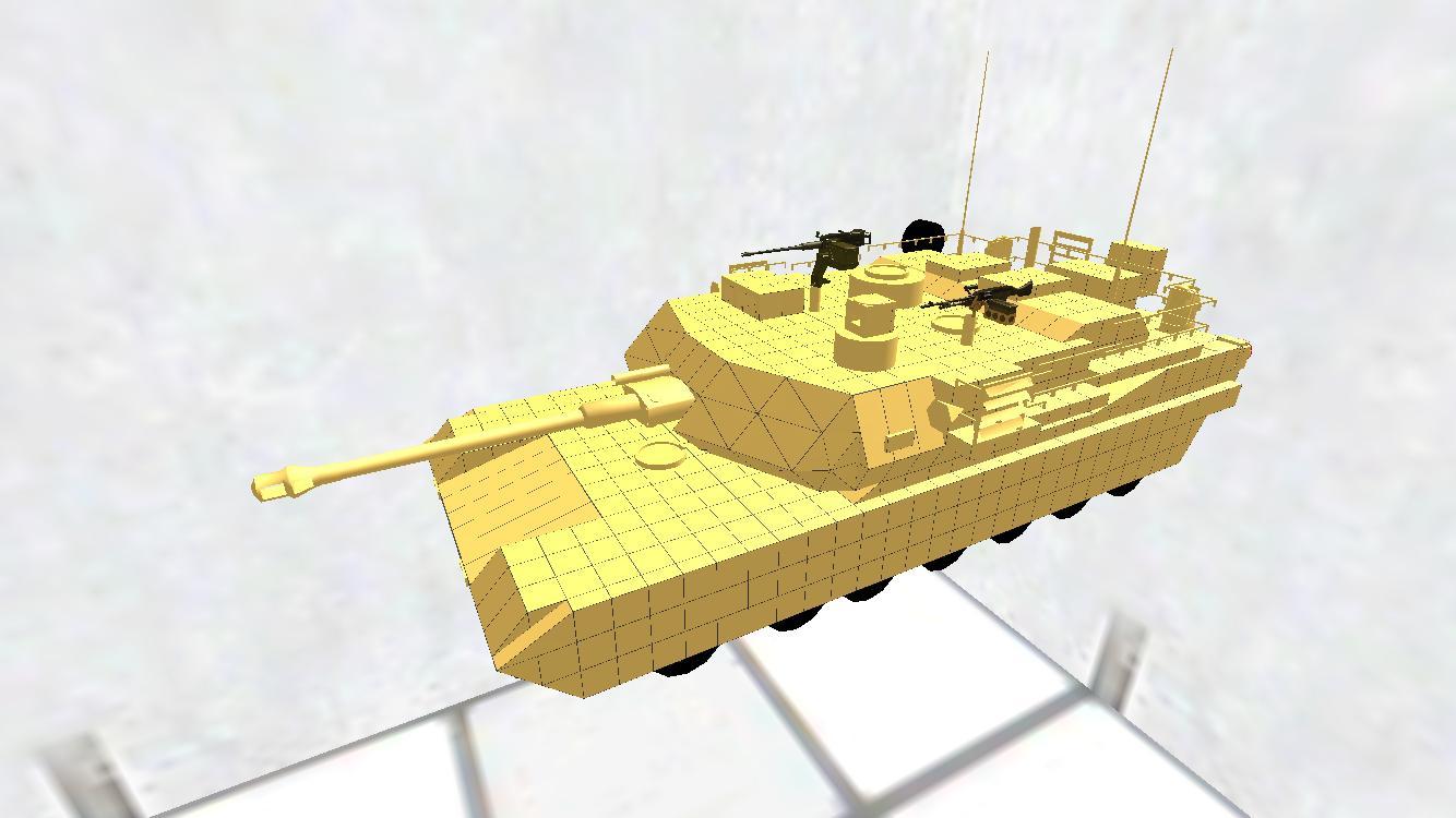 M1A2 Ablams
