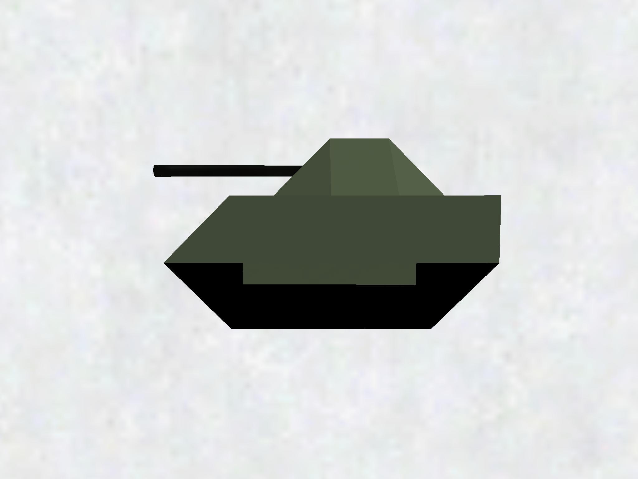 ちっちゃい戦車