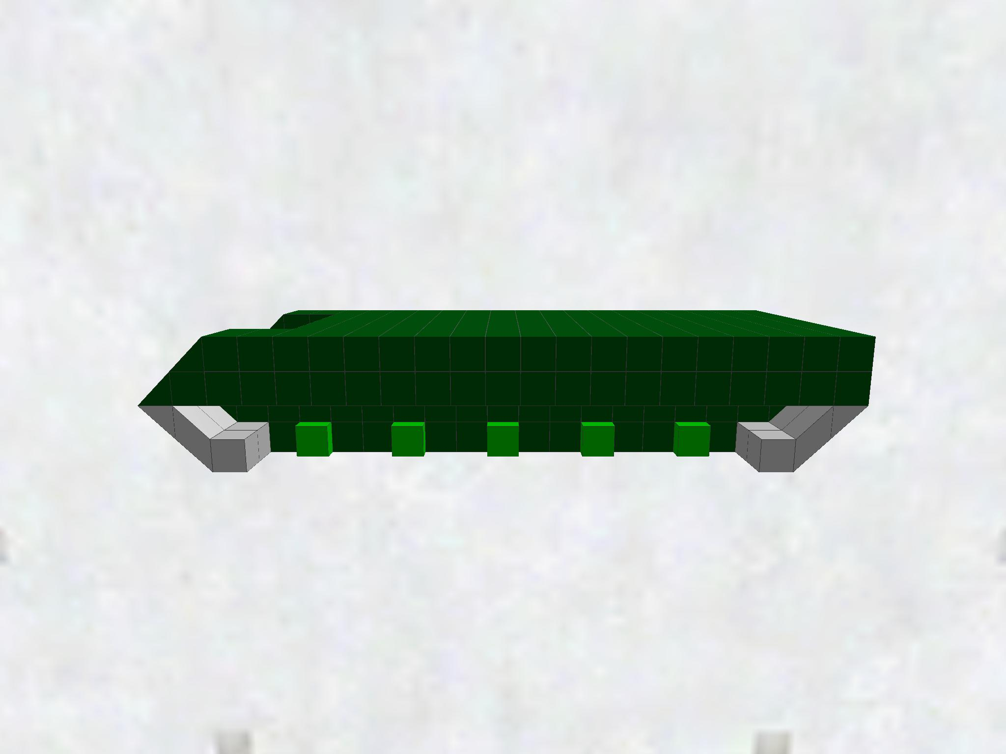 PMF Tank body