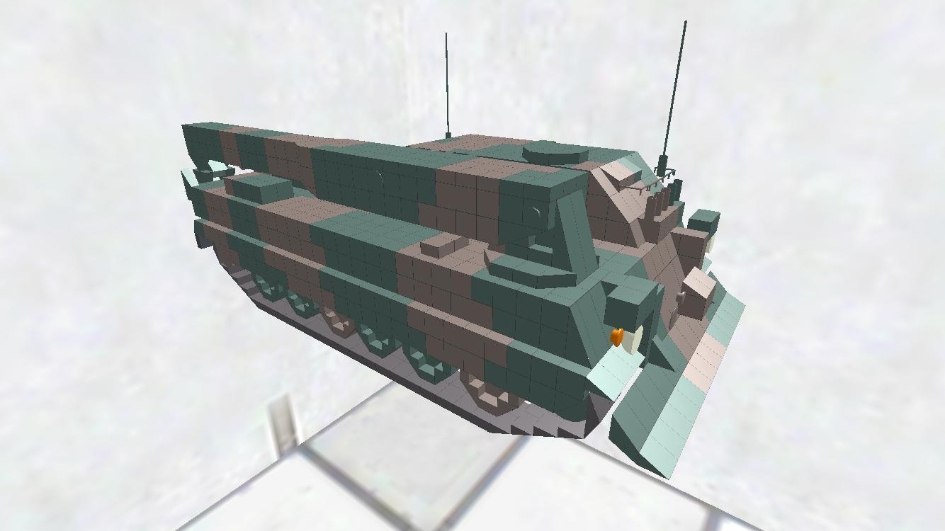 90式戦車回収車 ディティールちょいアップ版