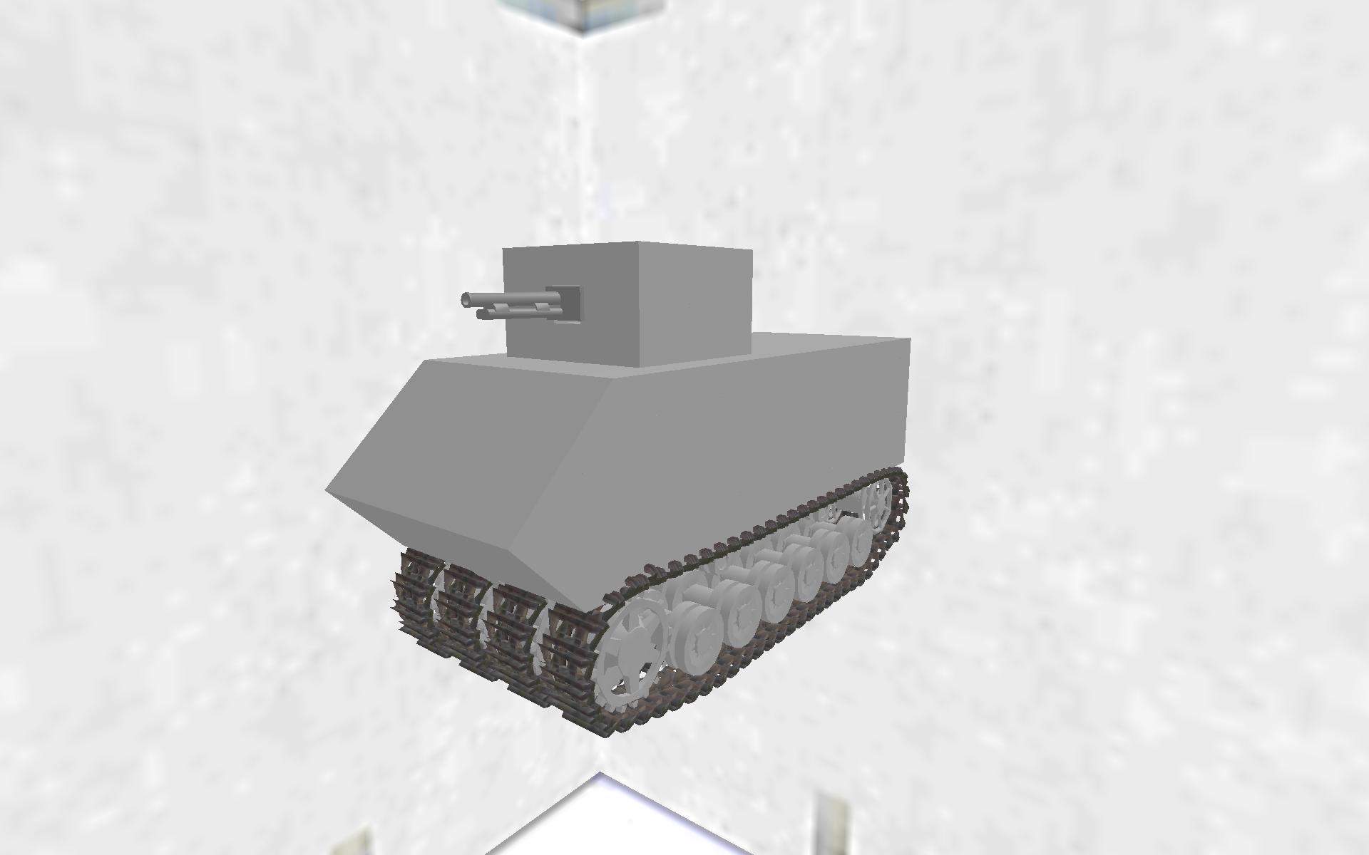 4本履帯戦車