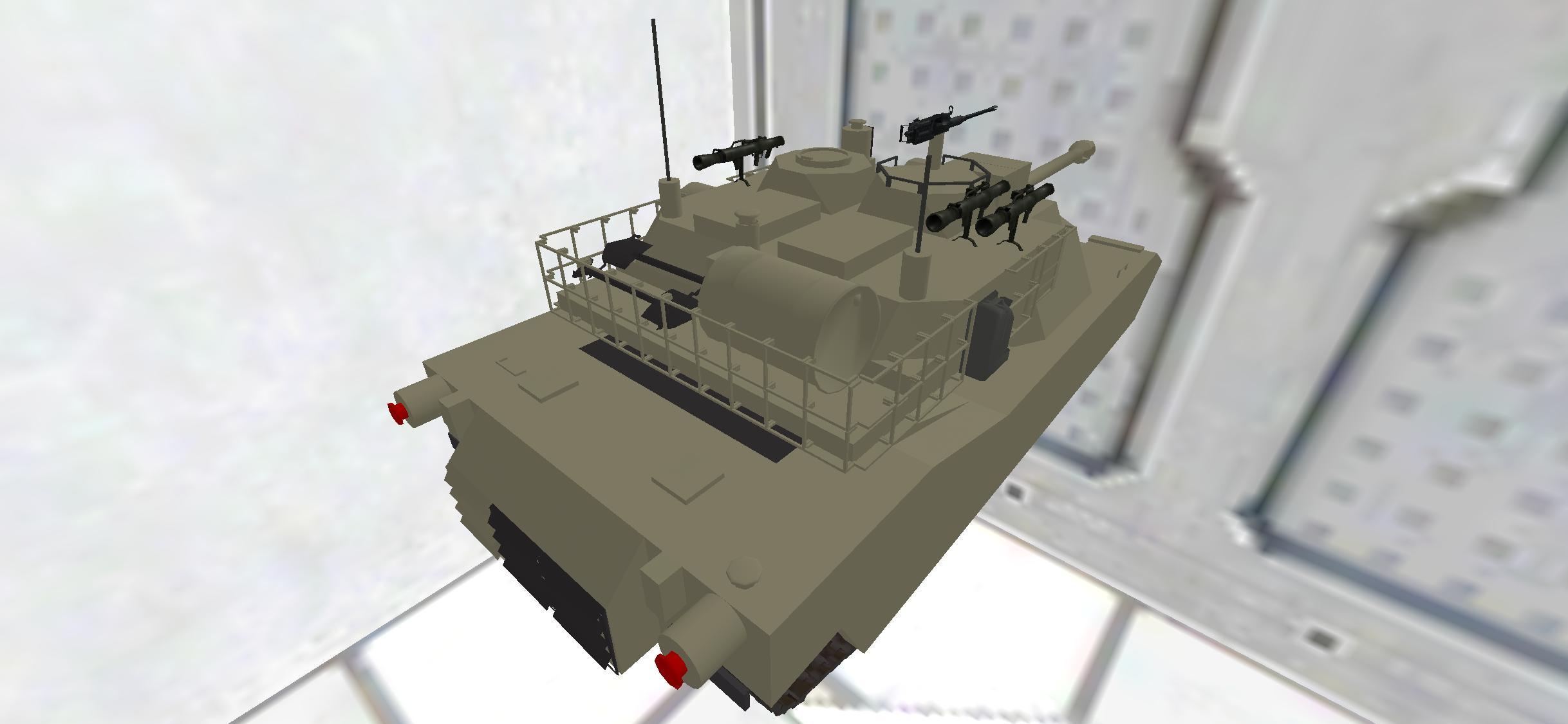M1 Abrams [High Power]