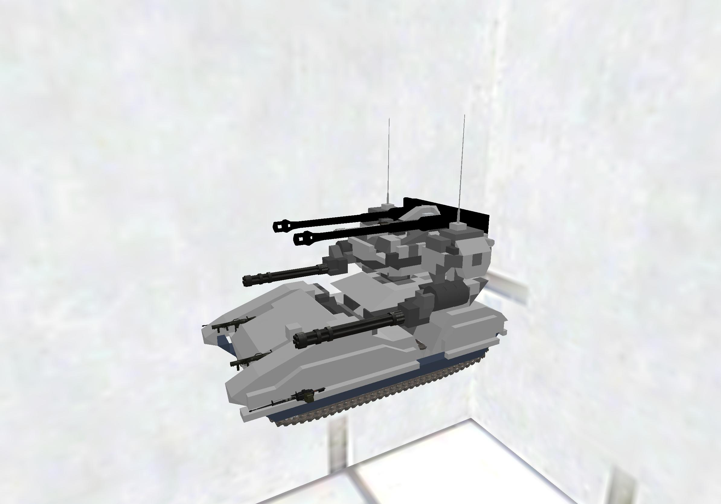 armored mobile tank「武器あり」