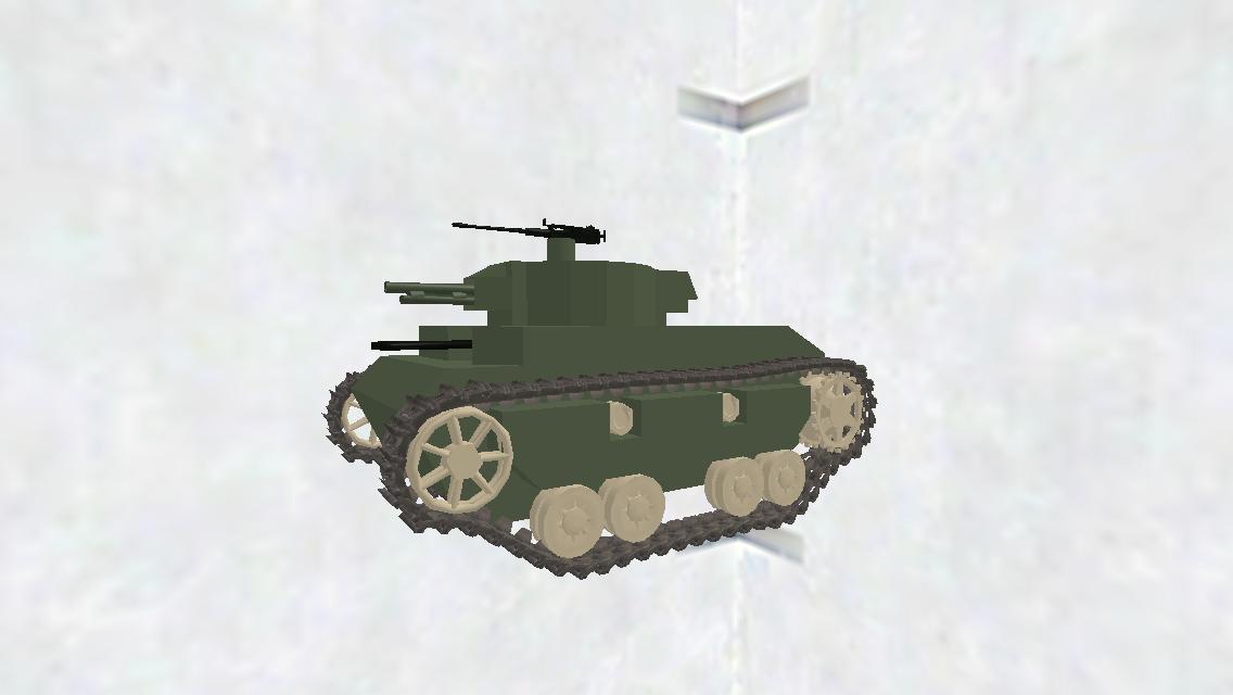カ号中戦車