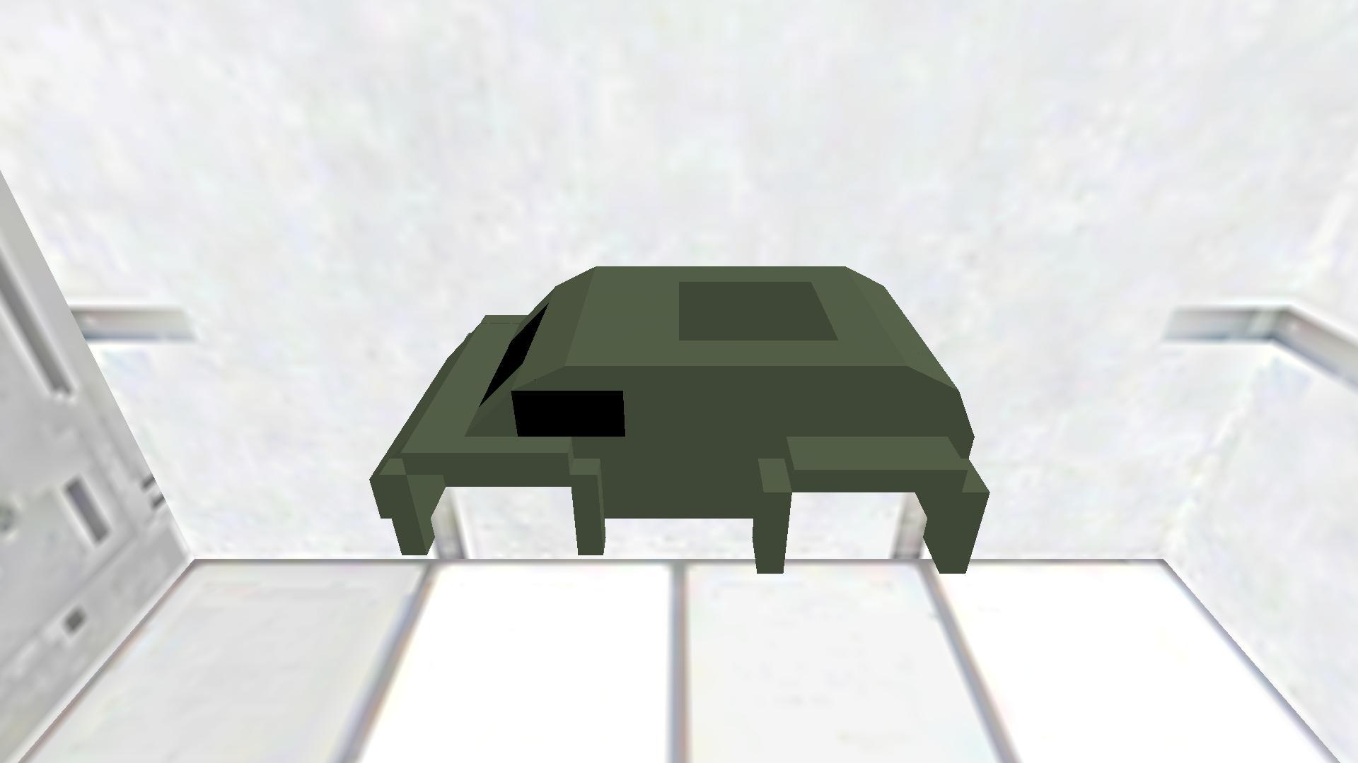 Humvee frame