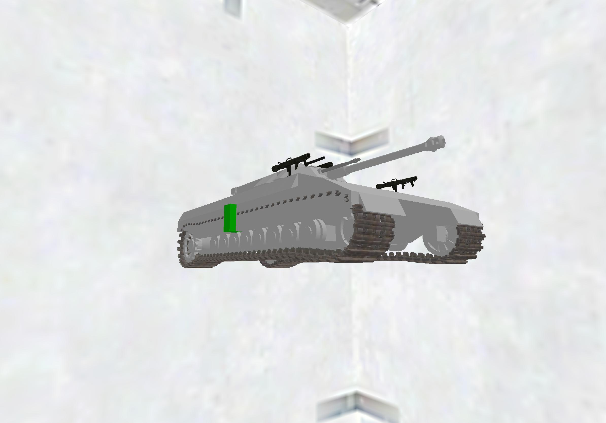 My super tank