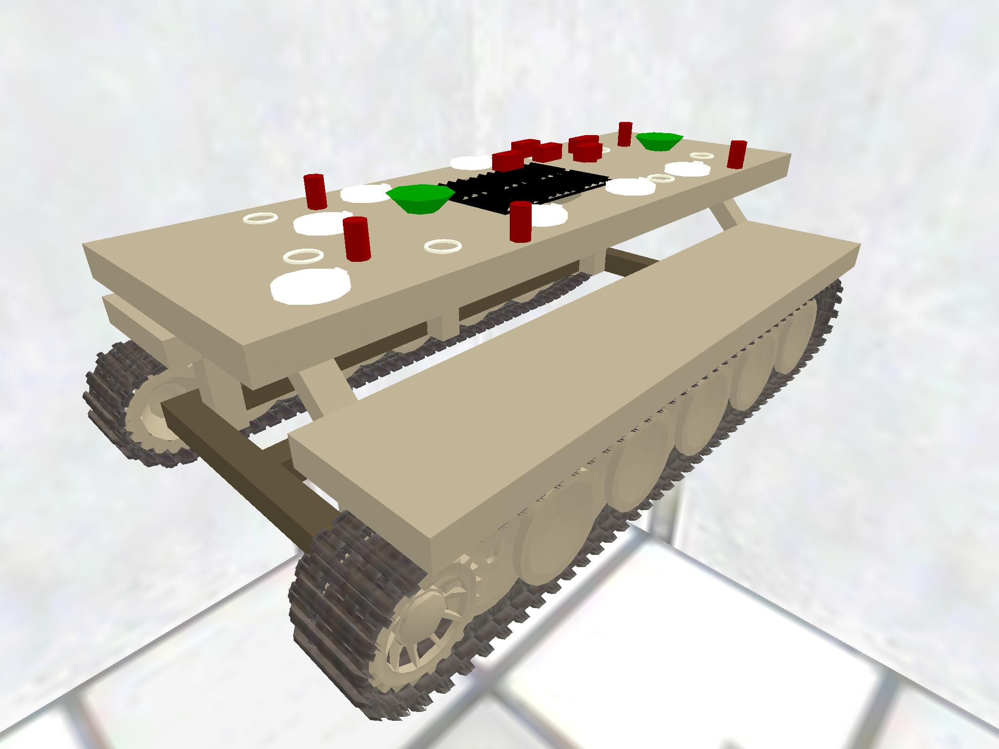 BBQ戦車