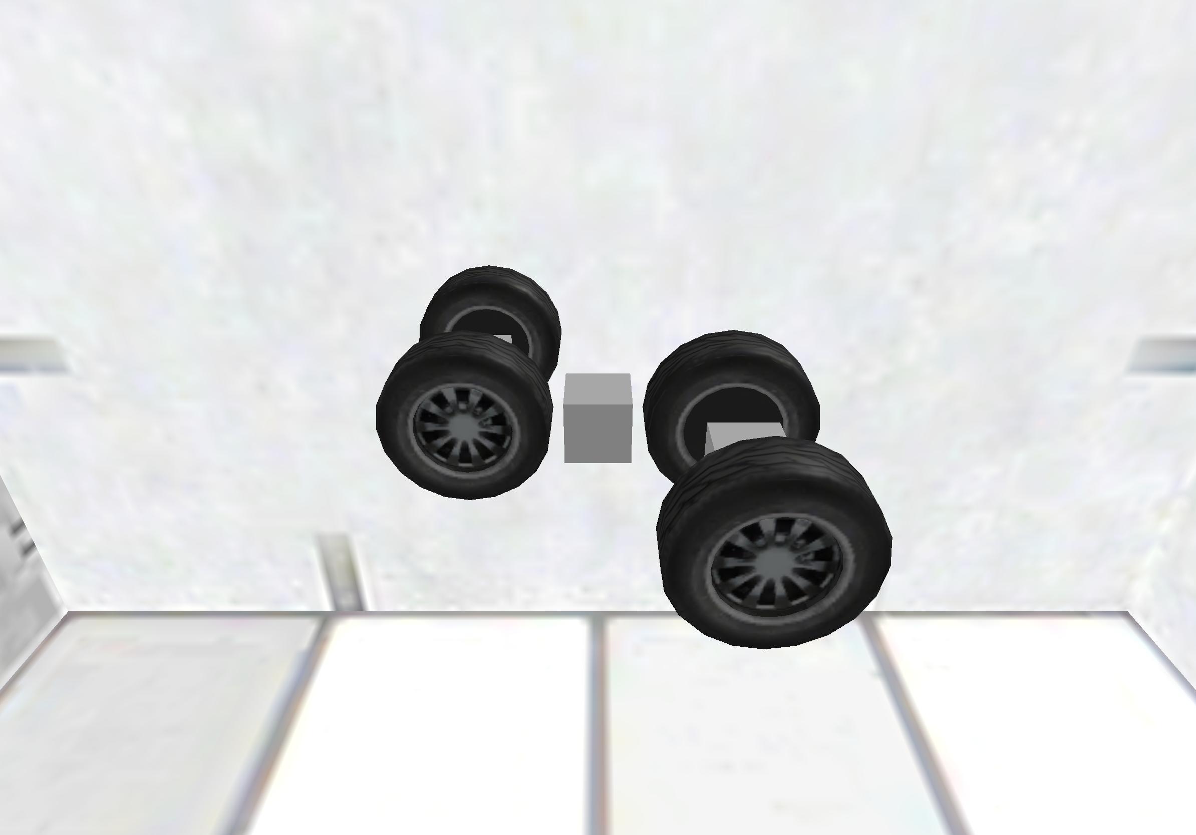 アクロバット車