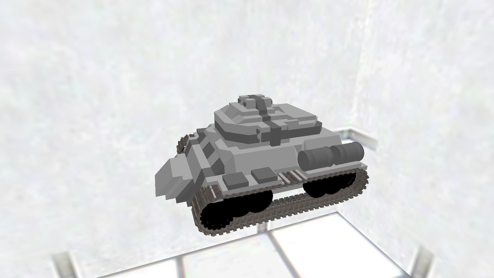 Missle tank