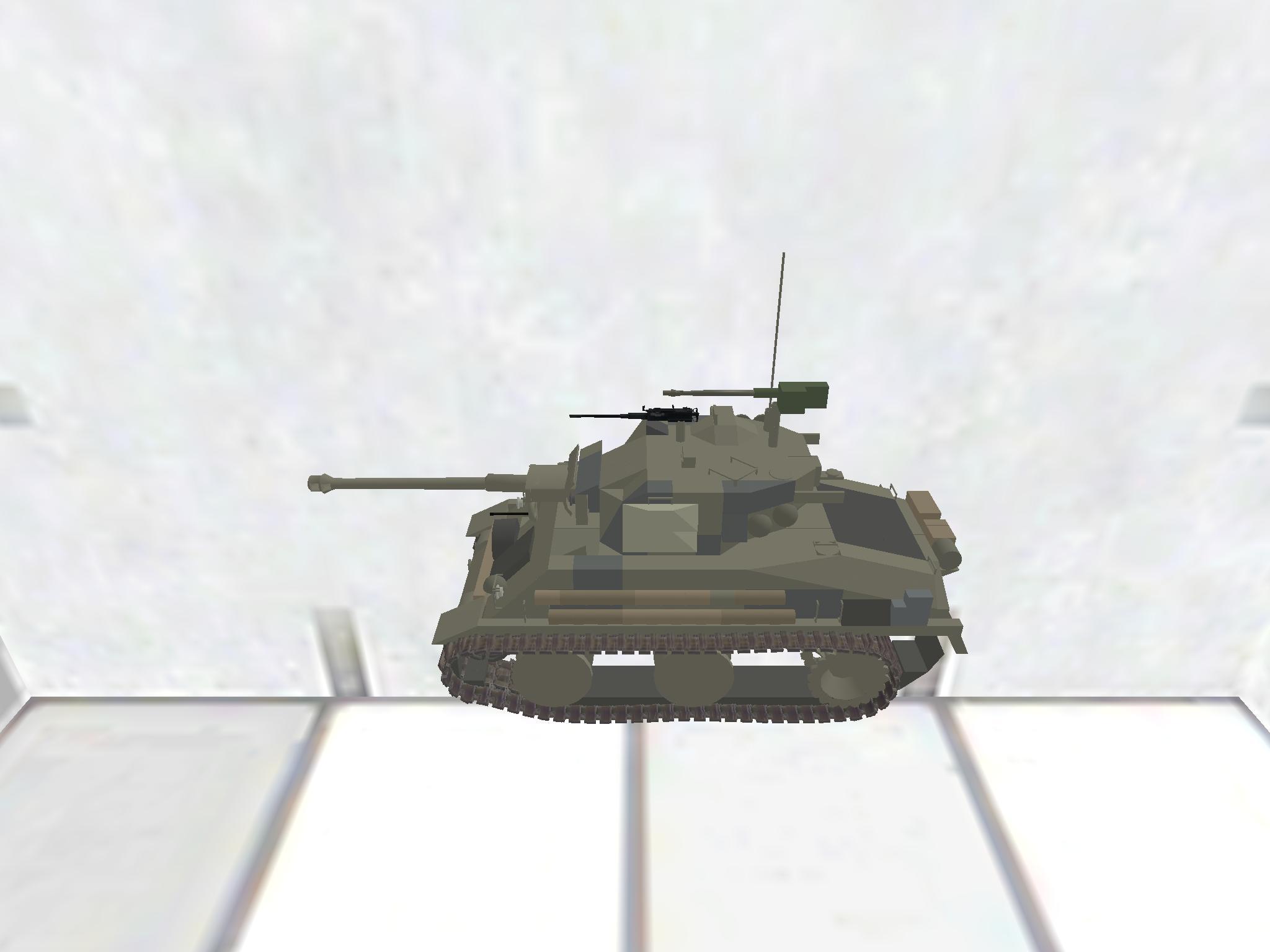 M4A3E8 (Fury) made for someone
