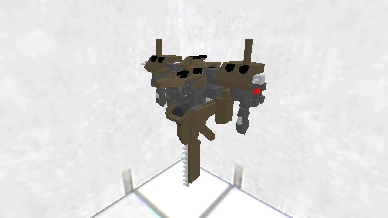 試作型大型兵器(仮)