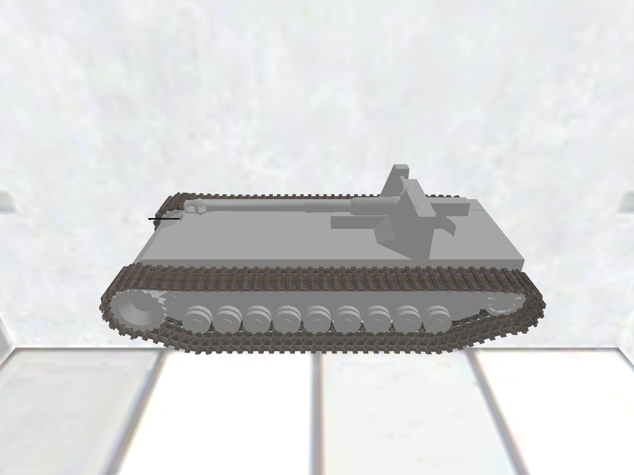 Wt. Auf. Pz.IV Tank Destroyer