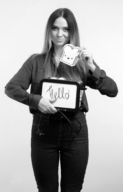 Magda - Lead graphic designer