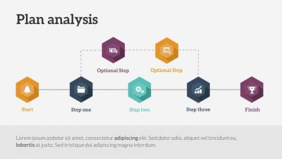 Plan Analysis PowerPoint Slide