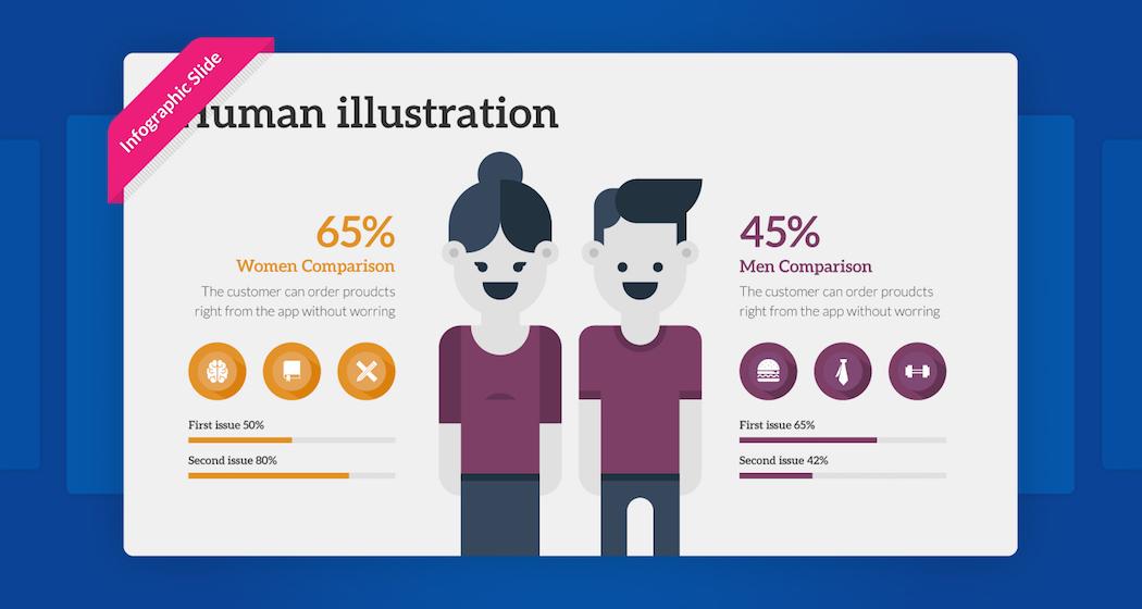 SlideCamp Infographic Slide