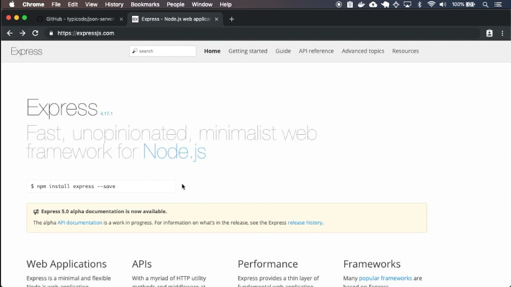 Build a Library web application with Vue, NodeJS, and SQL or