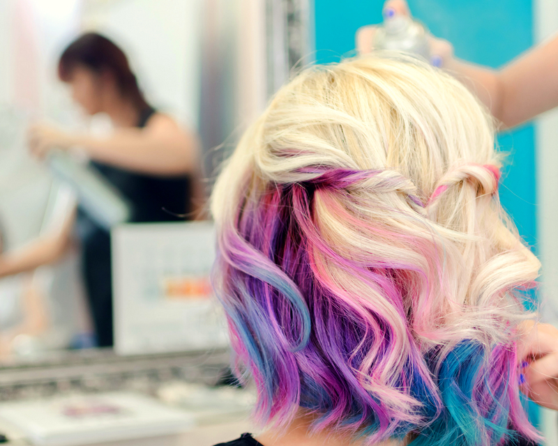 The 10 Best Hair Colors Of 2018 Dazzling Hair Dyes And Cool Hues