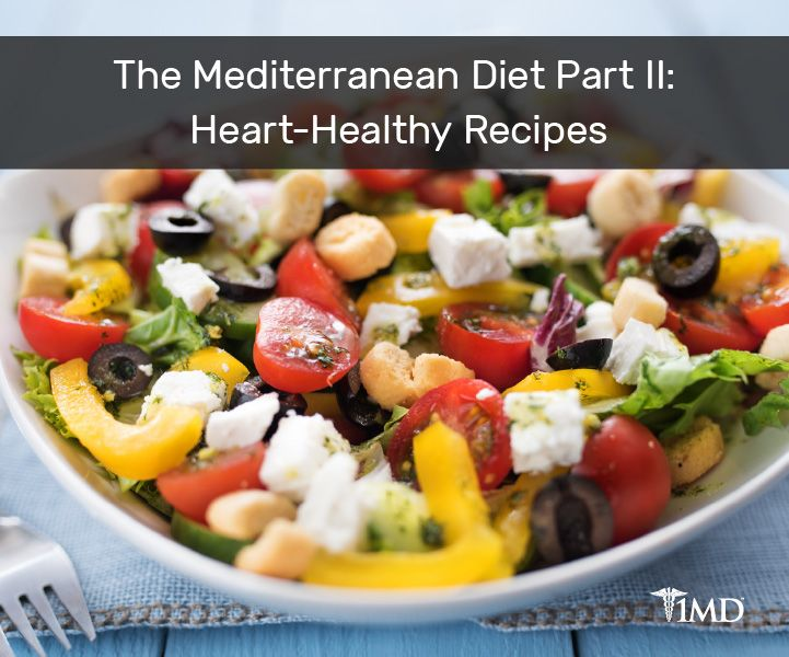 Mediterranean eating recipes that help reverse heart disease 1md nutrition forumfinder Images