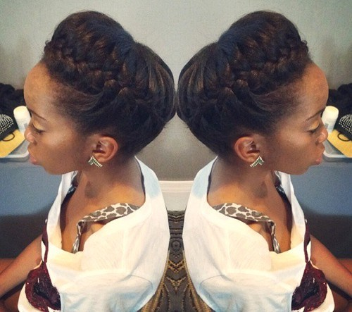 Breaking Down The Best Up Dos For Natural Hair And Formal Events
