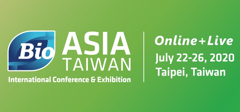 公告事項:臺灣生物產業發展協會訂於109年7月22日至26日舉辦「Bio Asia-Taiwan 2020 亞洲生技大會」線上論壇活動