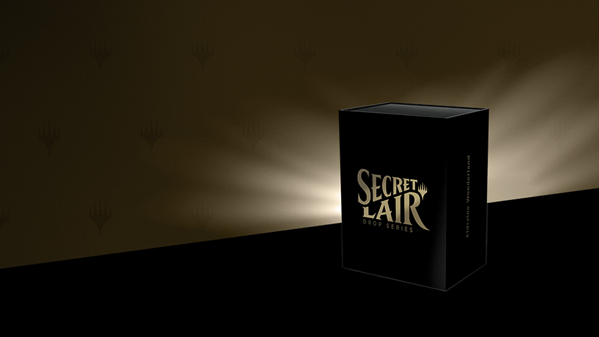 Contents of MTG Secret Lair Unveiled