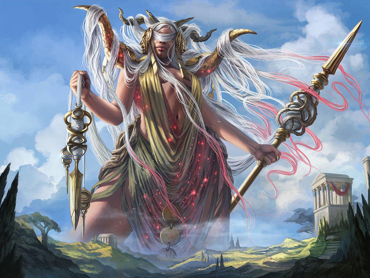 Commander Top 10: Klothys, God Of Destiny