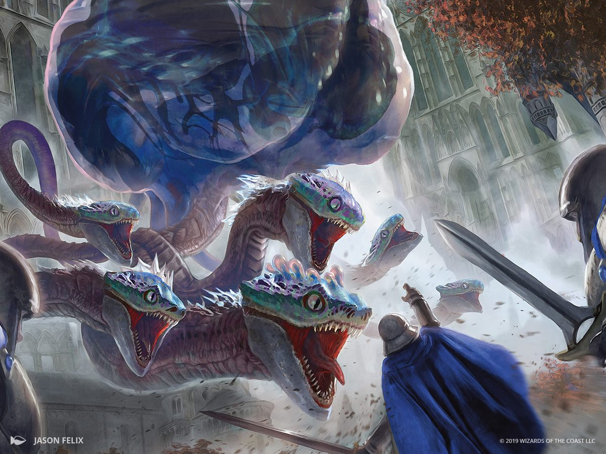 Can Anything Beat Sultai Ramp In Core Set 2021 Standard?