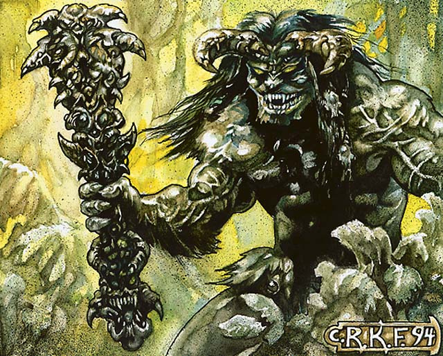 Commander Top 10: Sol'kanar The Swamp King