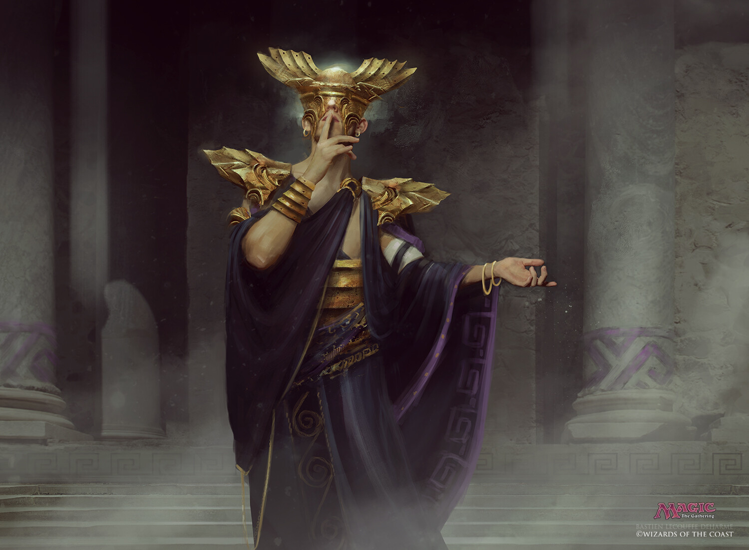 Exploring Atris, Oracle Of Half-Truths; Heliod, Sun-Crowned; And Klothys, God Of Destiny In Commander