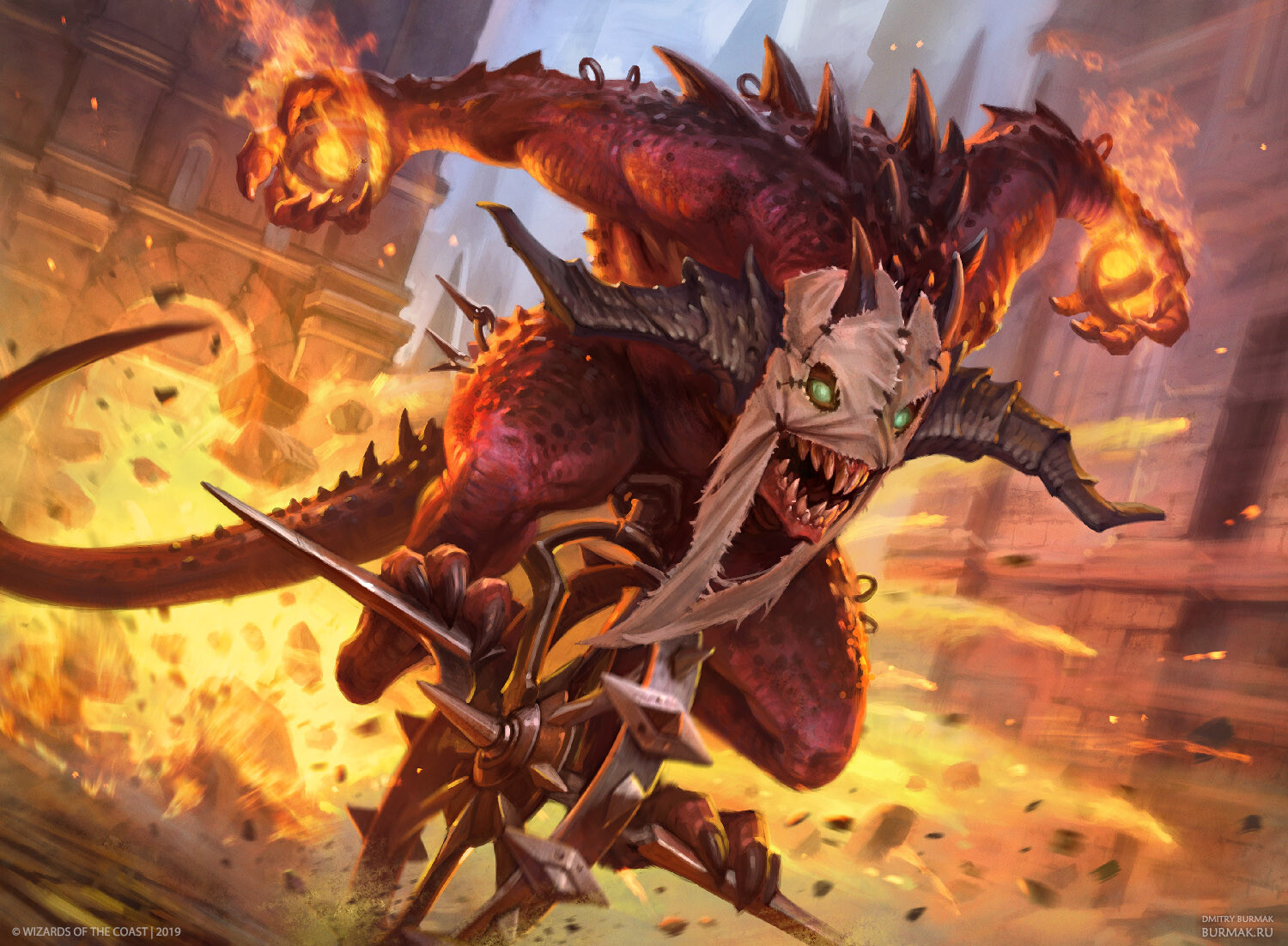 Is Rakdos Sacrifice Primed For A Resurgence In Historic?