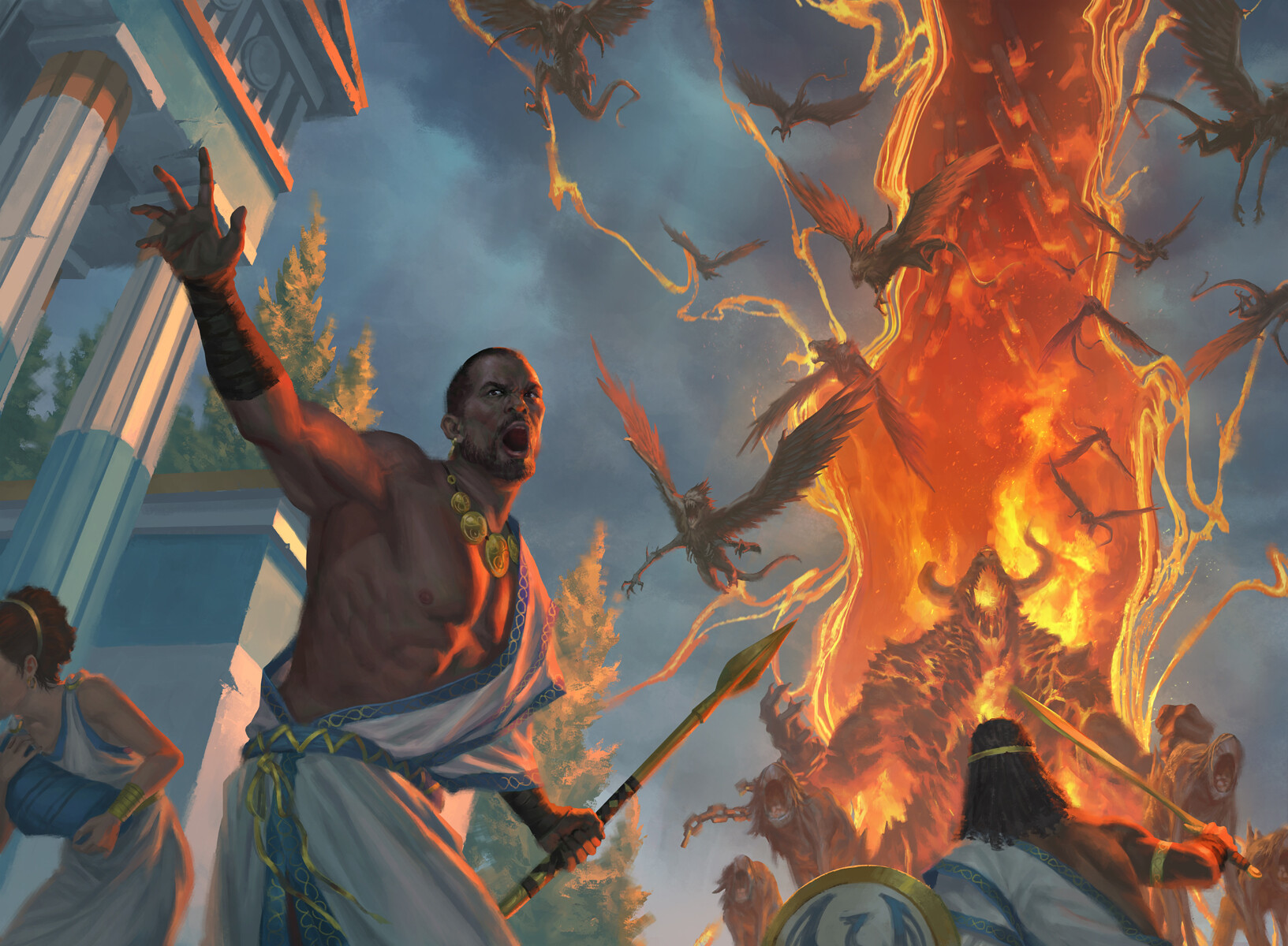 Introducing Jeskai Breach In Historic For The Arena Open