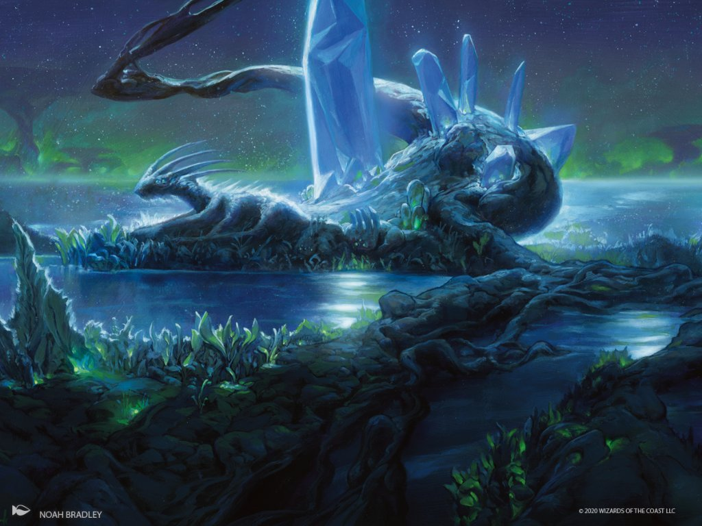 Ikoria: Lair Of Behemoths Set Review: Colorless And Lands